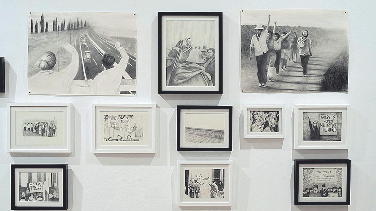 """La creació jove s'instal·la al Centre del Carme amb """"BITE of Art"""""""