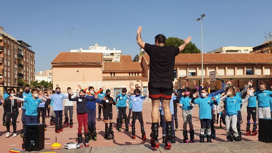 Más de 250.000 escolares celebran el 'Dia de l'Esport 2021' en la Comunitat Valenciana