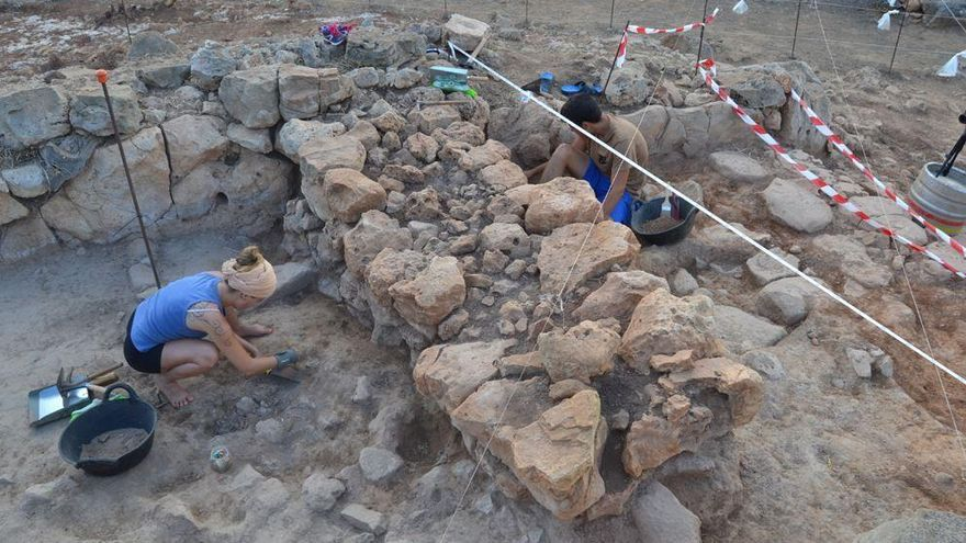 Lamentan la suspensión del parque arqueológico dels Closos de Can Gaià de Felanitx