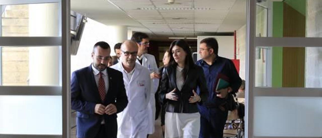 Benlloch y Montón se unen para impulsar Vila-real como «Ciudad de la Salud»
