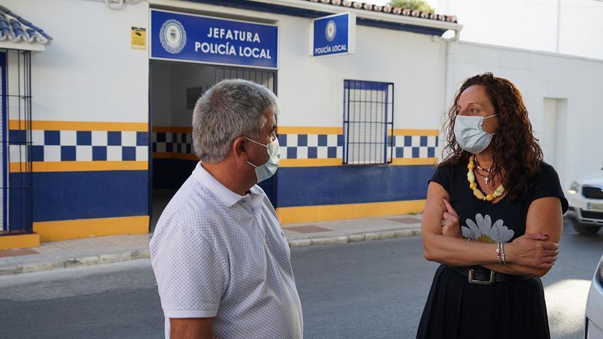 Comienzan las pruebas selectivas para las cuatro plazas de la Policía Local de Coín