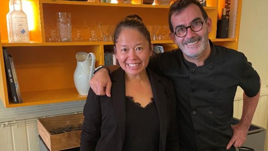 Restaurante Orson, una combinación de cocina valenciana y peruana