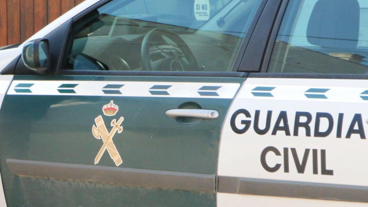 La Guardia Civil investiga el crimen de Masilla de las Mulas.