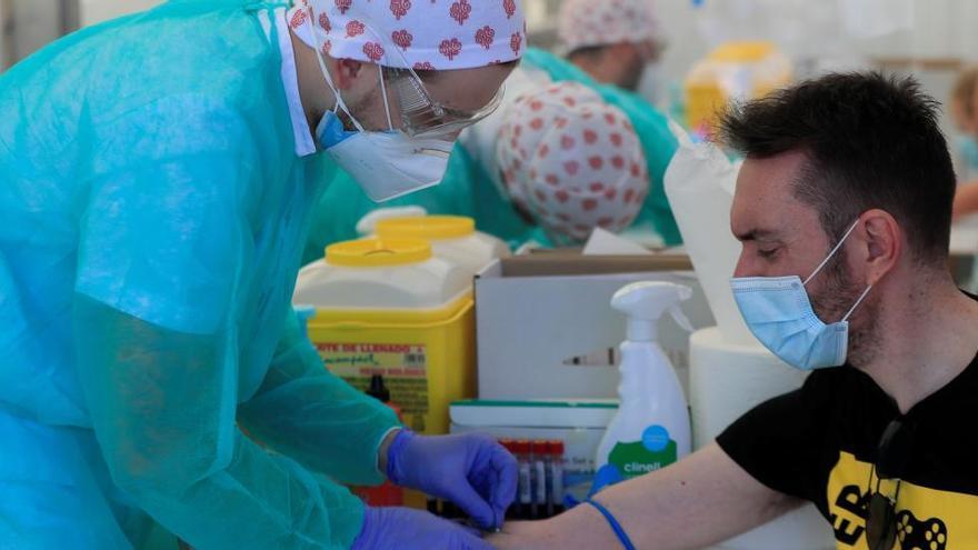 El 20,18% de la población de Torrejón tiene anticuerpos