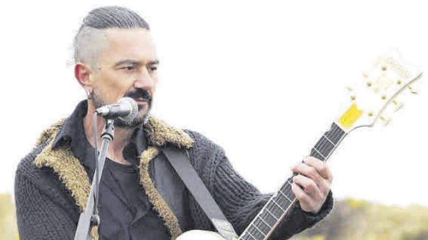 """Joaquín Cardiel: """"Es una pena pero las discográficas ya no se interesan por el rock"""""""