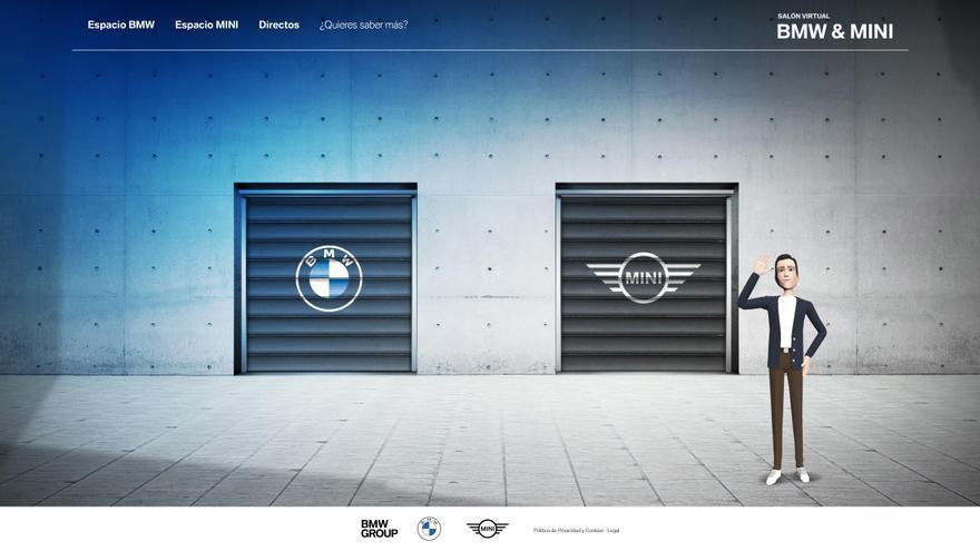Benigar Automoción en el primer salón del automóvil virtual