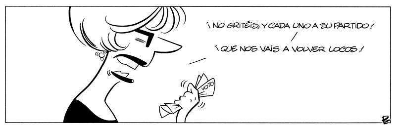 La tira de Postigo - Noviembre 2015