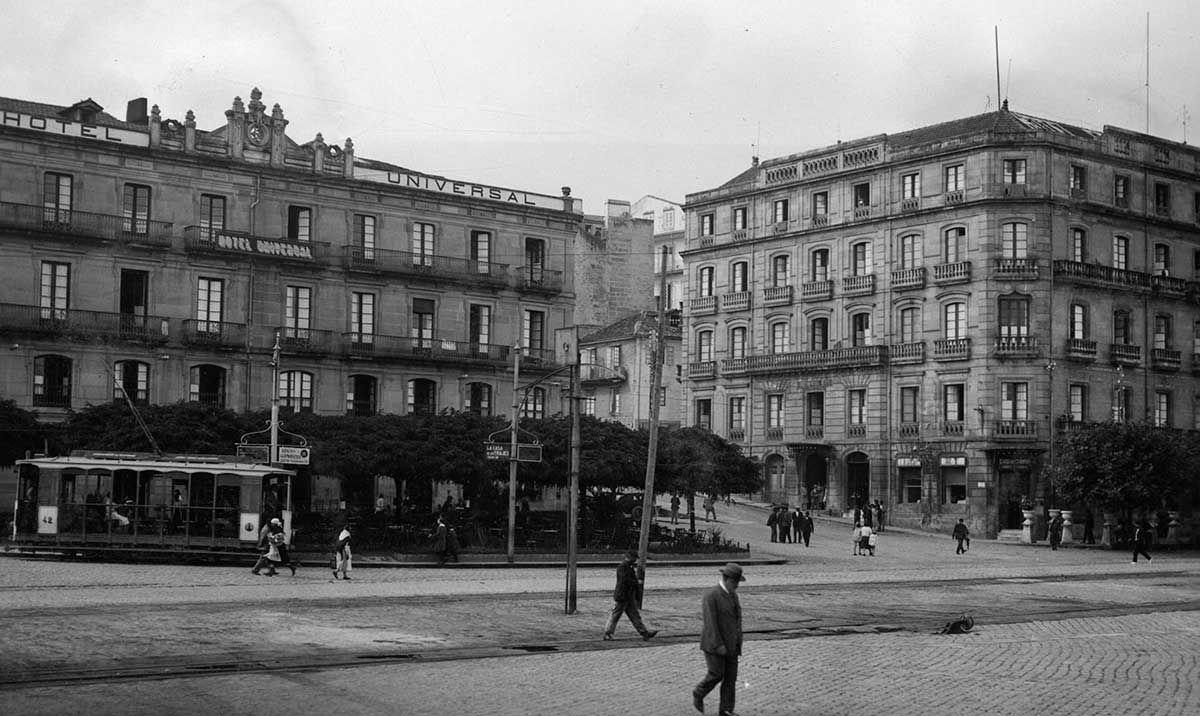 Montero Ríos 1920 -1936