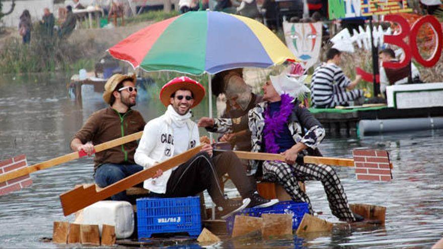 Pego suspende su Carnaval, uno de los más arraigados de la Comunitat