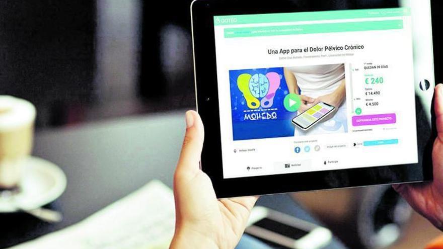 Una app para mejorar la calidad de vida de quienes sufren dolor pélvico crónico