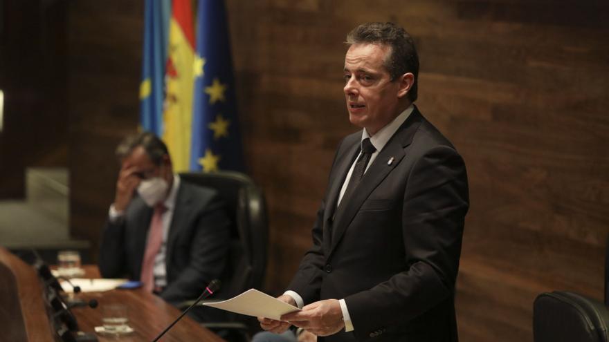 Más diálogo y menos radicalismos: el presidente de la Junta apela al consenso para la reconstrucción tras la pandemia