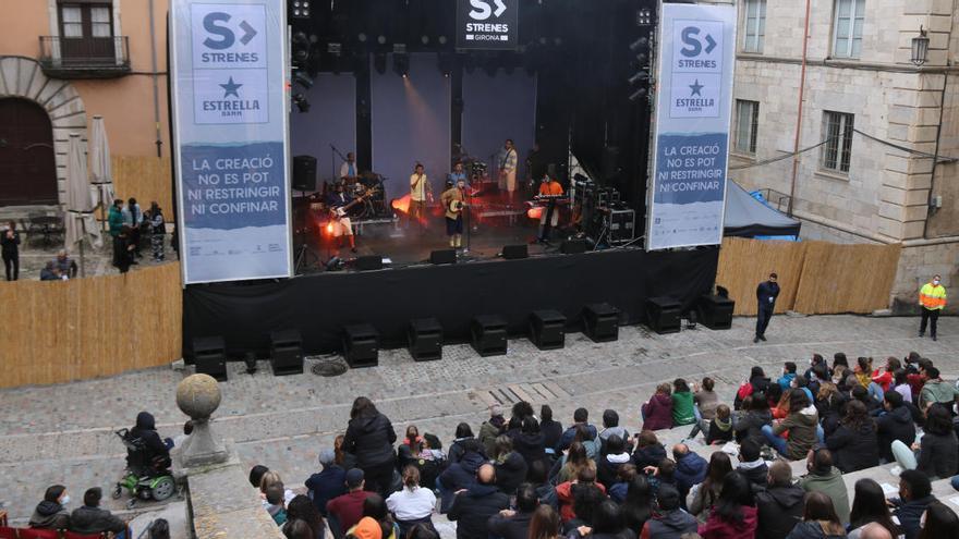 El festival Strenes tanca la novena edició amb 9.424 espectadors i només un concert suspès per la pluja