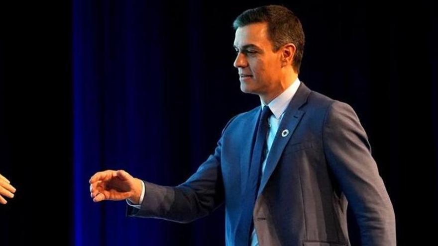 Sánchez da el primer paso para encauzar la legislatura