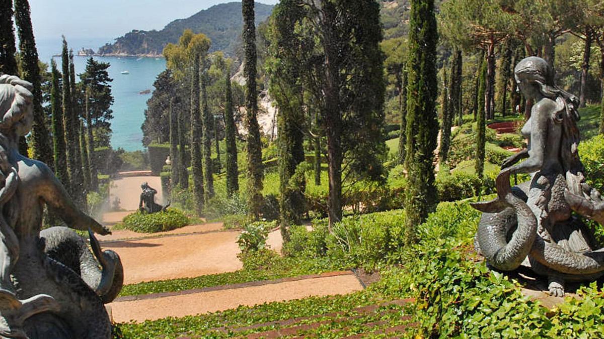 Es vol ampliar l'espai visitable dels Jardins de Santa Clotilde, on es projecta una nova entrada i un centre d'interpretació  | NOMBRE FEQWIEOTÓGRAFO