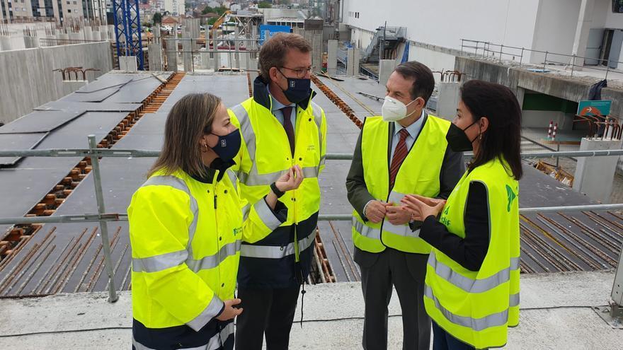 La nueva estación de buses de Vigo abrirá a finales de 2021