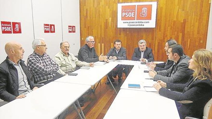 El PSOE muestra su repulsa al nuevo copago farmacéutico