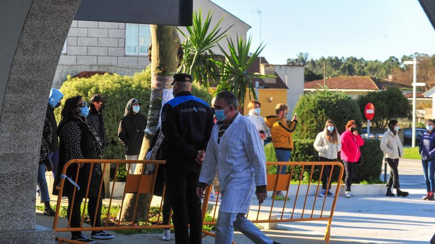 El área de Vigo registra tres nuevas muertes por coronavirus este sábado