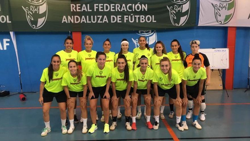 La Copa Andalucía de fútbol sala femenino llega a Alhaurín