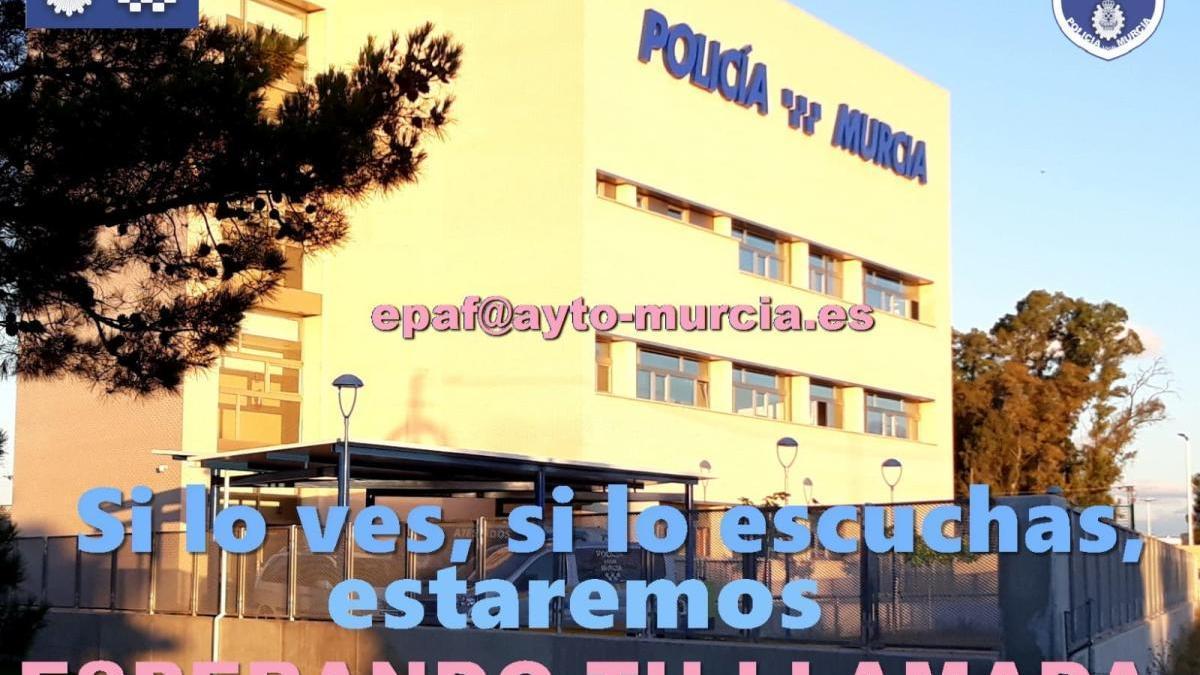 Detenido en Murcia tras golpear y dejar semiinconsciente a su pareja