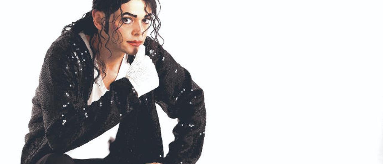 """""""Imito a Michael Jackson, pero fuera del escenario soy yo y no quiero ser él"""""""