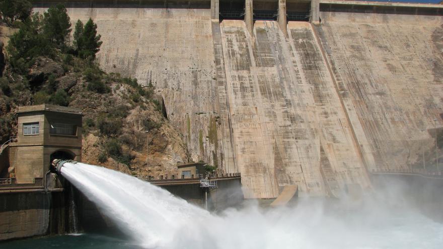 Los pantanos de la cuenca del Segura pierden 28 hm3 en la última semana