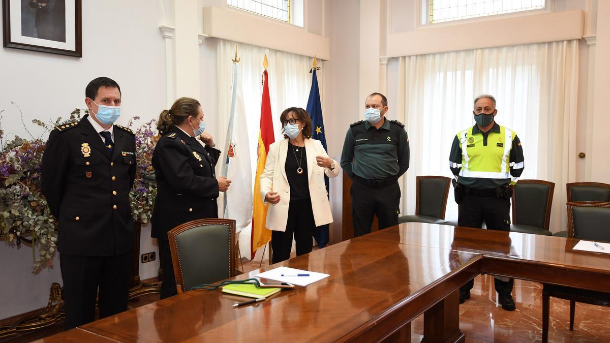 Junta provincial de seguridad