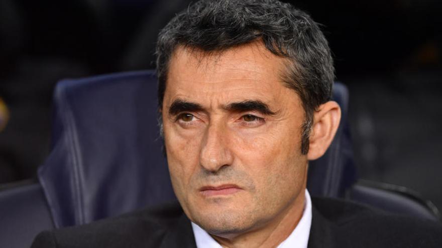 """Valverde, en su carta de despedida: """"He vivido momentos alegres y duros"""""""