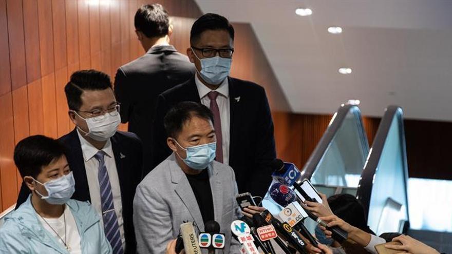 EE UU impone nuevas sanciones a altos cargos chinos por la crisis de Hong Kong