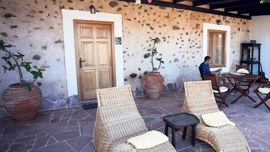 La ocupación en Canarias para casas rurales en Nochevieja se sitúa en el 92,05%