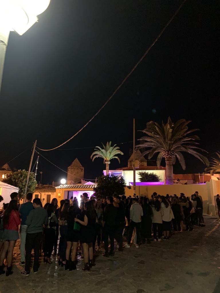 Mallorca se vuelca en la noche del primer baile