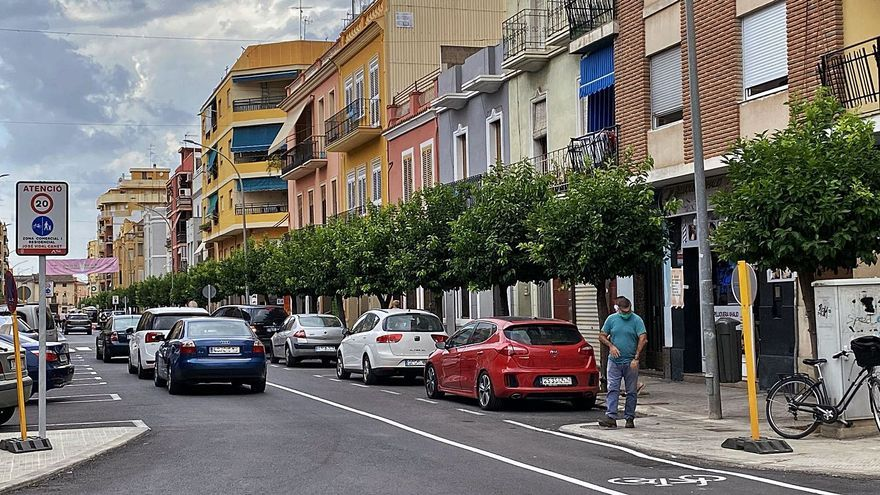 Carcaixent impedirá circular a más de 30 Km/h en todo el casco urbano