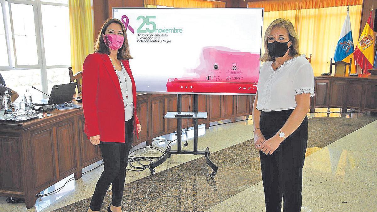 Violencia contra la mujer, real y virtual