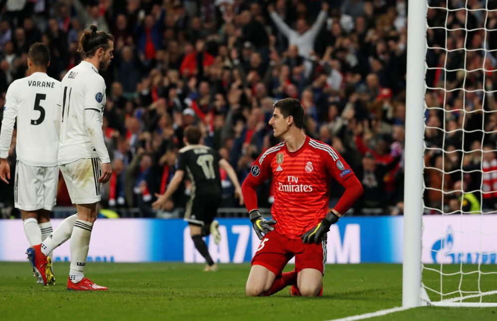 Champions League - Round of 16 Second Leg - Real ...