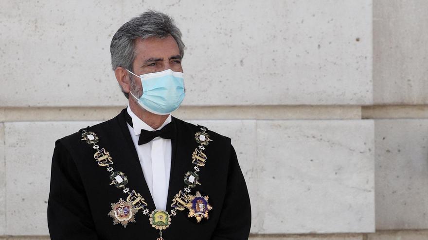 """Lesmes critica els indults i retreu a Sánchez que els equiparés a la """"concòrdia"""" davant la """"revenja"""" de la sentència"""