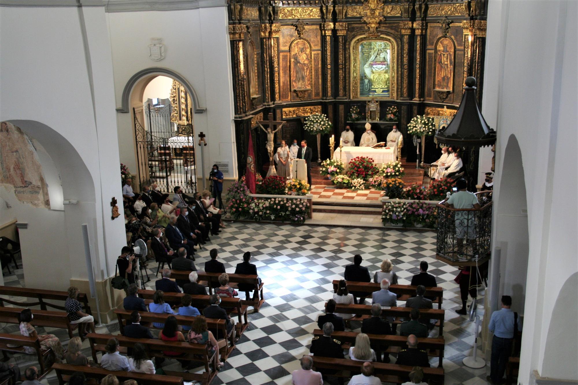 La festividad de Santa María la Real de las Huertas de Lorca