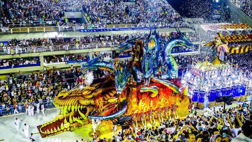 Río de Janeiro cancela su Carnaval por la pandemia