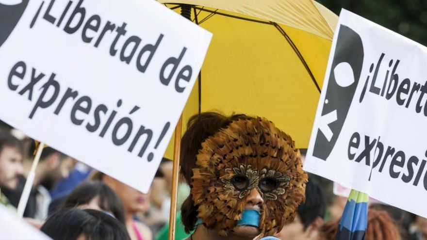 El Congreso fija la segunda quincena de noviembre para el debate sobre la 'ley mordaza'