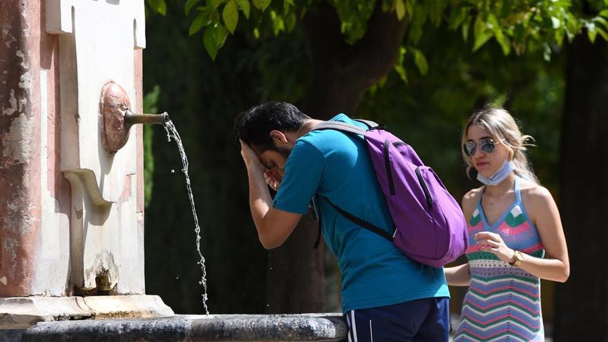 El tiempo en Córdoba: ligero descenso de temperaturas con una máxima prevista de 37º