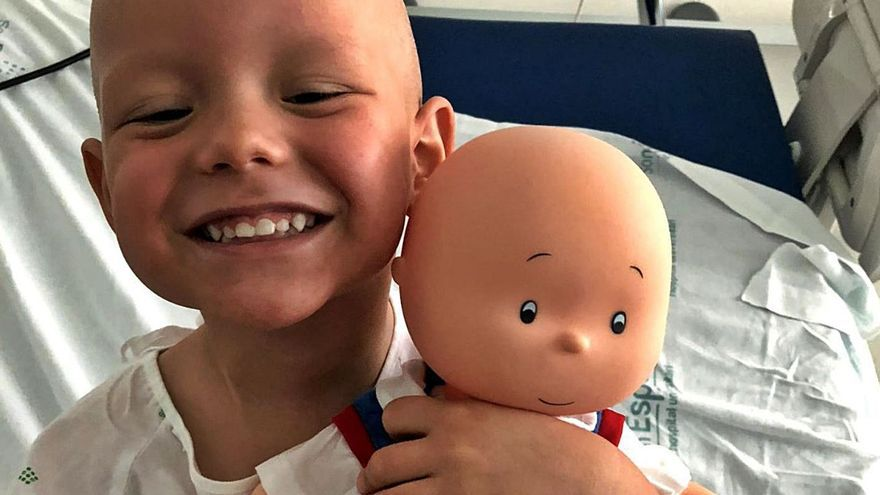 El cáncer también es cosa de niños