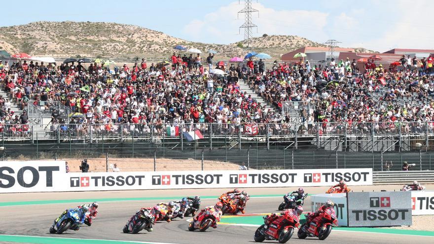 Motorland seguirá en el calendario de MotoGP en 2022