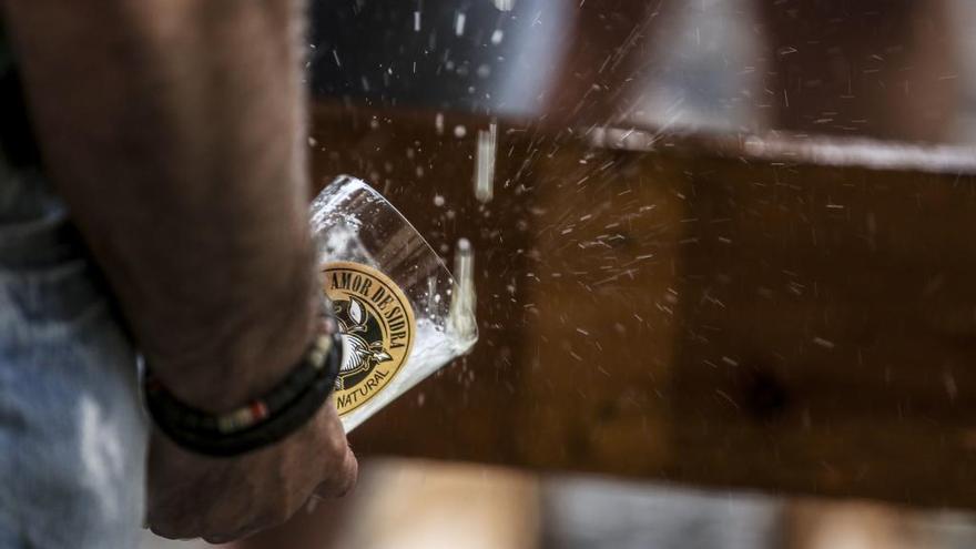 La Junta respalda que la sidra sea declarada Patrimonio de la Humanidad