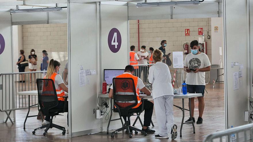El ritmo de vacunación comienza a decaer en Ibiza y Formentera
