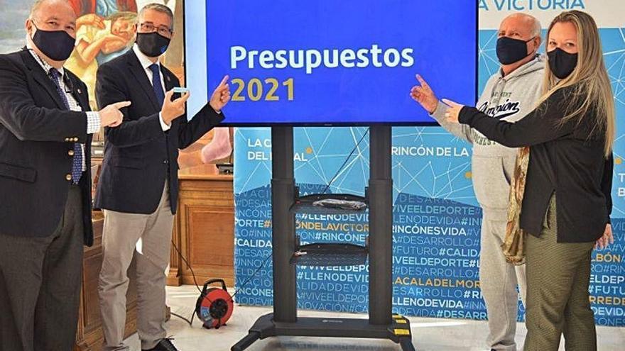 Rincón aumenta el gasto social hasta los tres millones de euros