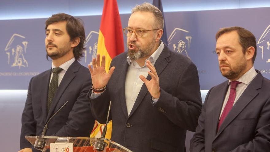 Ciudadanos presenta su enmienda a los PGE.