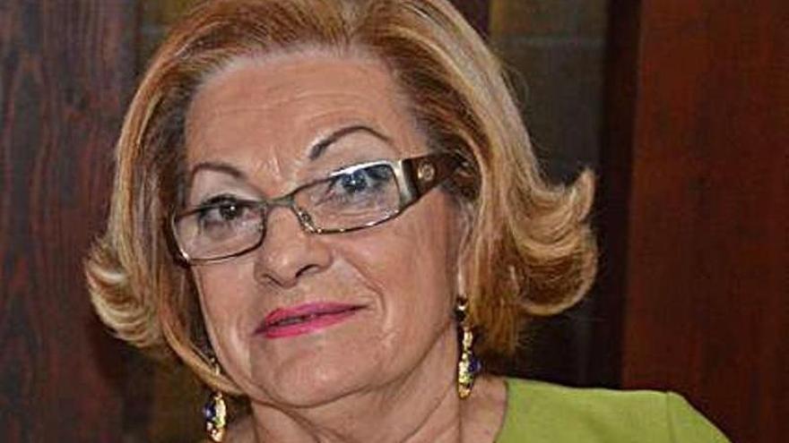 """Fallece a los 80 años María Rosario García, """"Charo la del Trébol"""""""