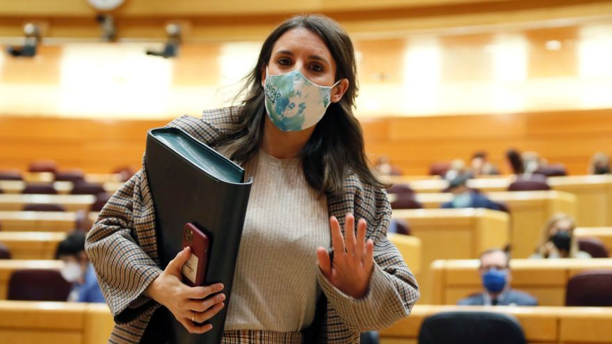Unidas Podemos reprocha al PSOE el bloqueo a la Ley Trans