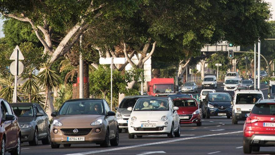La capital aspira a reducir el tráfico entre un 30 y 50% en los próximos 10 años