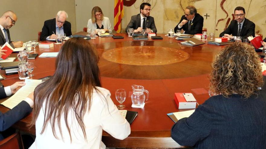 Vergés i El Homrani renuncien a les actes de diputats per centrar-se a les conselleries