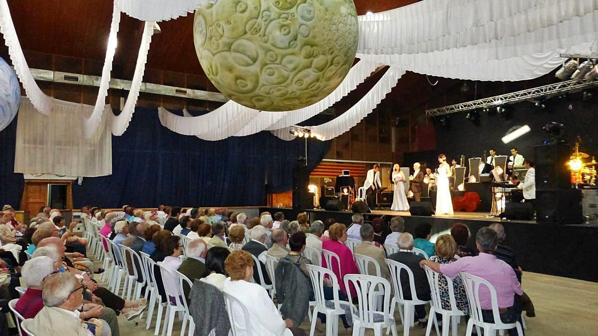 La Festa Major de Sant Antoni en una de les edicions anteriors | AJ BELLVER