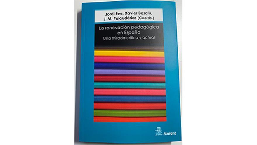 Presentació del llibre 'La renovación pedagógica en España'